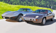 Chevrolet Corvette C3/Porsche 928