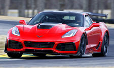 Chevrolet Corvette ZR1 (2018)