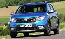Neuer Dacia Logan MCV Stepway (2017)