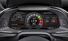 Virtual Cockpit von Audi