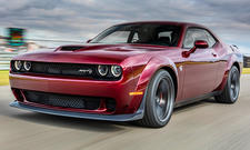 Dodge Challenger SRT Hellcat Widebody (2017)
