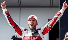 DTM Meister 2019 René Rast (Nürburgring)