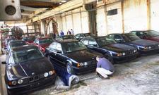 BMW 5er (E34) Scheunenfund