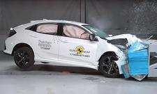 Honda Civic (2017) Crashtest