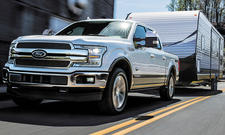 Ford F-150 Facelift (2018)