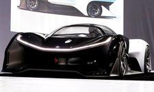 Faraday Future FFZERO1 Concept (2016)