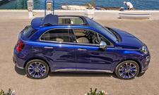 Fiat 500X Yachting (2021)