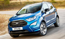 Ford Ecosport Facelift (2017)