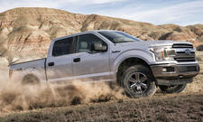 Ford F-150 Facelift (2017)