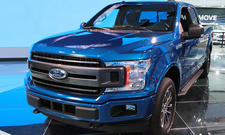 Ford F-150 Facelift