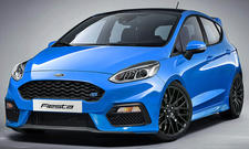 Ford Fiesta RS: Illustration