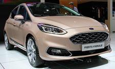 Ford Fiesta auf der IAA