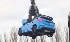 Ford Focus RS geschrottet