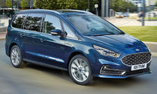 Ford Galaxy Facelift (2019)