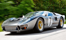 Ford GT40 MkII: Classic Cars