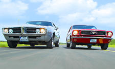 Mustang/Firebird: Classic Cars