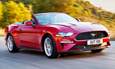 Ford Mustang Cabrio (2017)