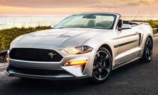 Ford Mustang California (2018)