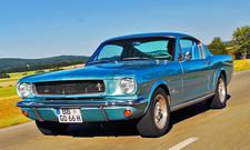 Ford Mustang Fastback: Classic Cars