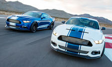 Ford Mustang Shelby Super Snake (2017)