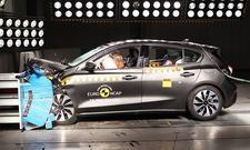Ford Focus NCAP-Crashtest