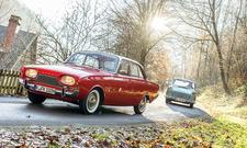 Ford Taunus/Opel Rekord: Classic Cars