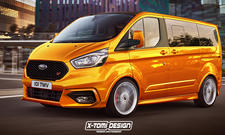 Ford Tourneo Custom ST (Illustration)