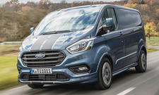 Ford Transit Custom Facelift (2018)