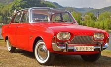 Ford Taunus 17 M P3: Classic Cars