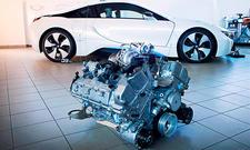 BMW i8 Gabura Racing Technologies