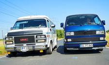 GMC Vandura/VW T3 Multivan: Classic Cars