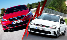 VW Golf GTI Clubsport/Peugeot 308 GTi