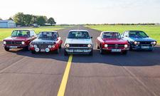 Golf/R17/Alfa GT/Fulvia/BMW 1600: Classic Cars