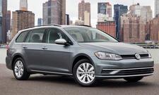 VW Golf Kombi eingestellt: VIdeo