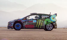 Ken Block's Gymkhana Six: Video