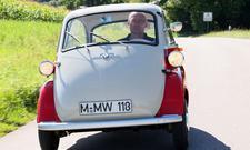 BMW Isetta: Die rollende Knutschkugel wird 55 Jahre alt