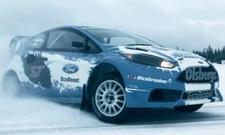 Ford Fiesta ST: Rallycross-Action 2014