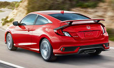 Honda Civic Si Sedan (2017)