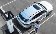 Ionity: Ladestationen-Netz für E-Autos
