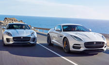 Jaguar F-Type Facelift (2017)