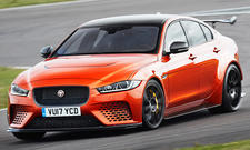 Jaguar XE SV Project 8 (2017)