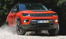 Neuer Jeep Compass Trailhawk (2017)