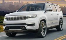 Jeep Grand Wagoneer (2021)