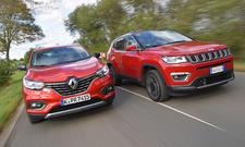 Renault Kadjar/Jeep Compass