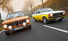 BMW 2002 Alpina / Opel Kadett GT/E