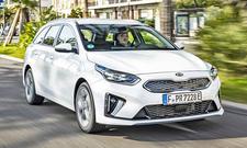 Kia Ceed Sportswagon Plug-in-Hybrid