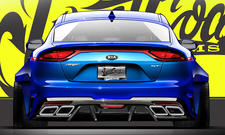 Kia Stinger GT von West Coast Customs