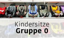Babyschale (Auto)/Kindersitz-Gruppe 0/0+