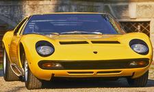 Lamborghini Miura SV: Classic Cars