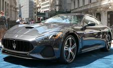 Maserati GranTurismo Facelift (2017)